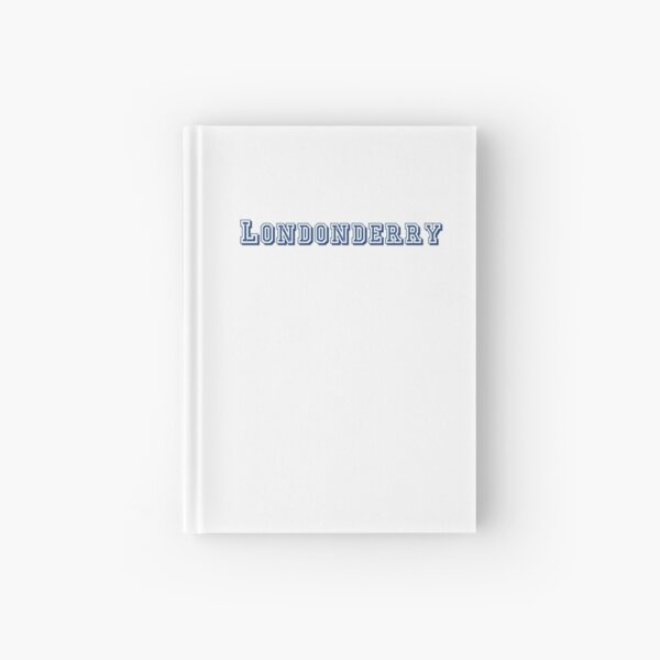 Londonderry Hardcover Journal
