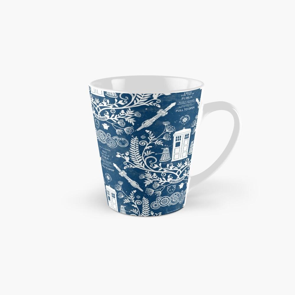 Who Damask Mug