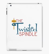 The Twisted Spindle iPad Case/Skin