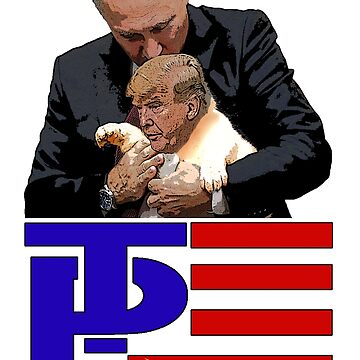 Donald Trump - Vladimir Putin. Who's a good boy? by HeardUWereDead
