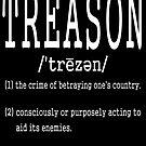 Treason definition by EthosWear