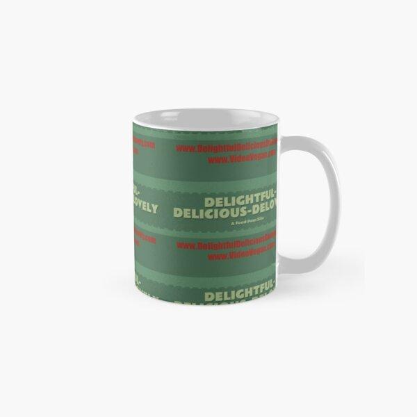 Delightful Delicious Delovely Classic Mug