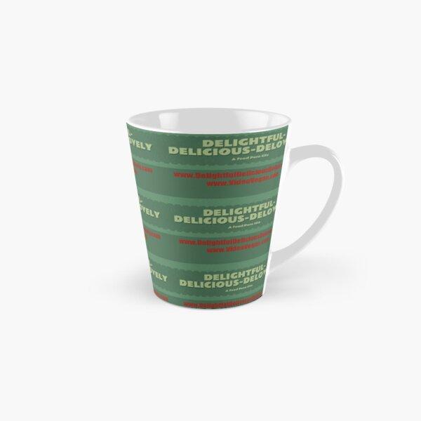 Delightful Delicious Delovely Tall Mug