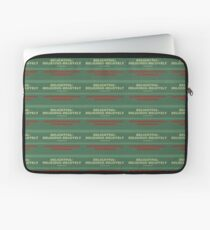 Delightful Delicious Delovely Laptop Sleeve