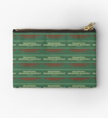 Delightful Delicious Delovely Zipper Pouch