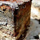 Rusty Block by Shannon Barker
