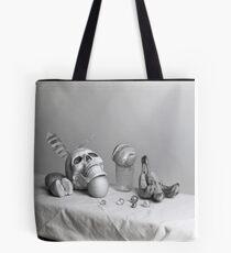 Medium Format: Campy Skull 2 Tote Bag