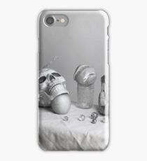 Medium Format: Campy Skull 2 iPhone Case/Skin