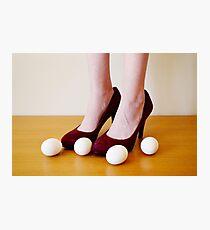 Egg Shells Photographic Print