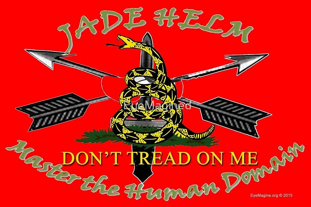 Jade Helm Meets Gadsden   by EyeMagined