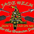 Jade Helm Meets Gadsden   by EyeMagined