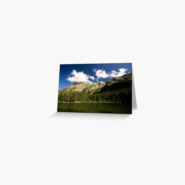 Lac du Poursolet  Greeting Card