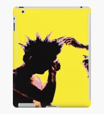 THE WAMPAS FOR THE ROCK iPad Case/Skin
