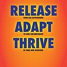 Release Adapt Thrive by WayneYoungArts