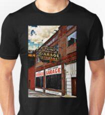 Bossier City Meets Lebanon, Missouri Slim Fit T-Shirt