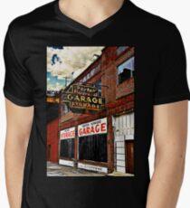 Bossier City Meets Lebanon, Missouri Men's V-Neck T-Shirt