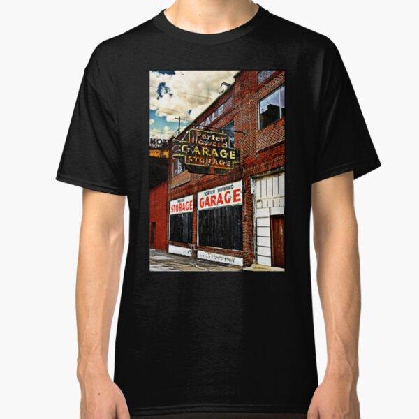 Bossier City Meets Lebanon, Missouri Classic T-Shirt