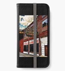 Bossier City Meets Lebanon, Missouri iPhone Wallet/Case/Skin