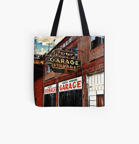 Bossier City Meets Lebanon, Missouri All Over Print Tote Bag