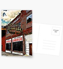 Bossier City Meets Lebanon, Missouri Postcards