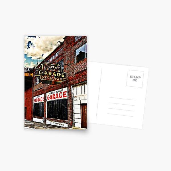 Bossier City Meets Lebanon, Missouri Postcard
