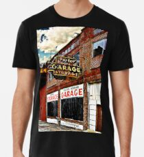 Bossier City Meets Lebanon, Missouri Premium T-Shirt