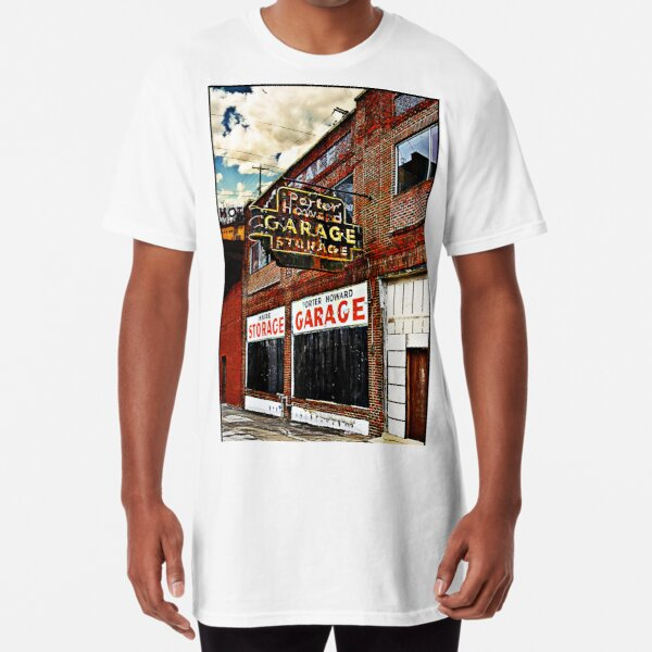 Bossier City Meets Lebanon, Missouri Long T-Shirt
