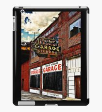 Bossier City Meets Lebanon, Missouri iPad Case/Skin