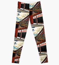 Bossier City Meets Lebanon, Missouri Leggings