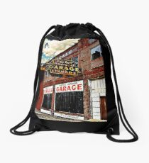 Bossier City Meets Lebanon, Missouri Drawstring Bag
