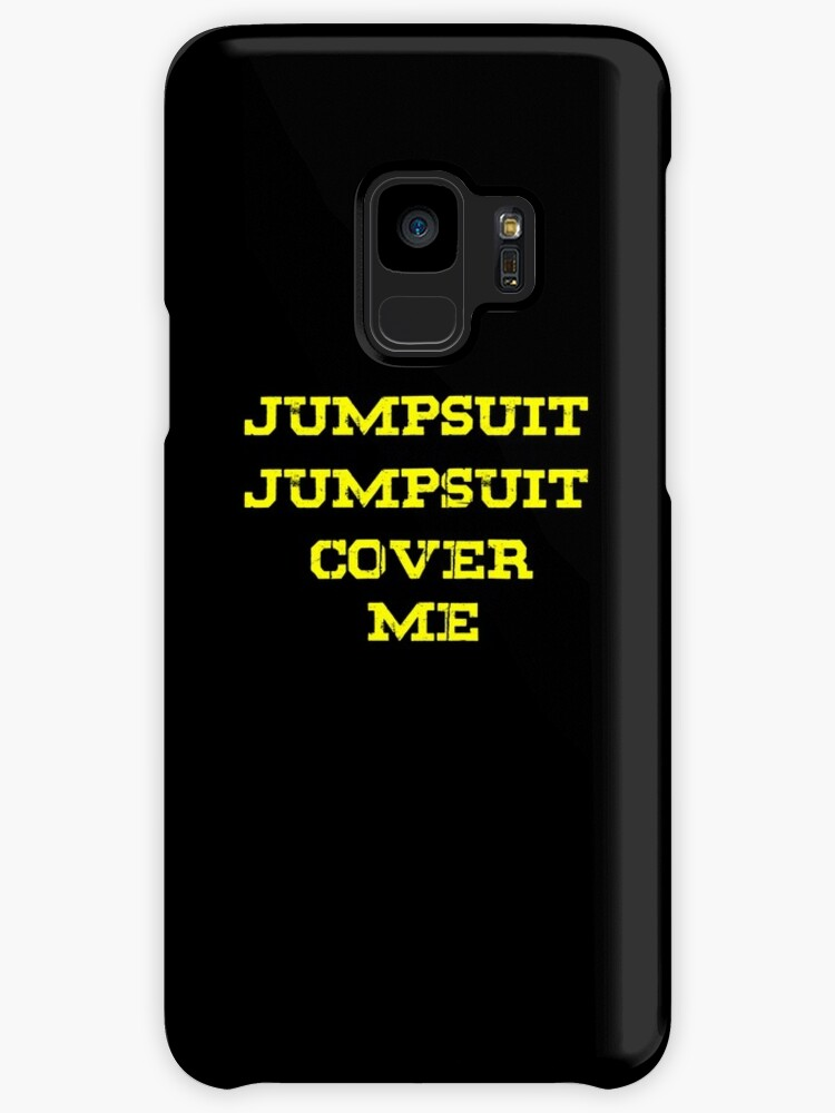 Jumpsuit By Twenty One Pilots Lyric Merchandise Cases Skins For