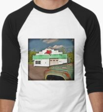 Fill'r Up Men's Baseball ¾ T-Shirt