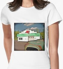 Fill'r Up Women's Fitted T-Shirt