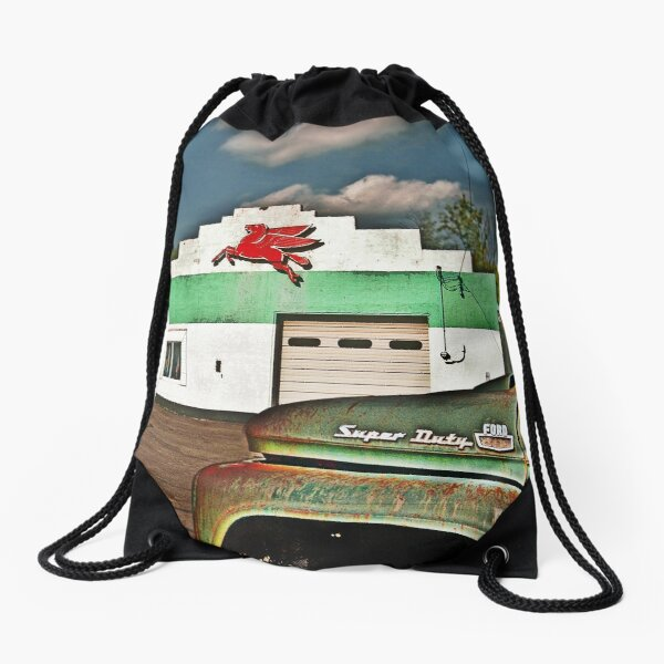Fill'r Up Drawstring Bag