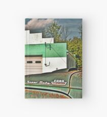 Fill'r Up Hardcover Journal