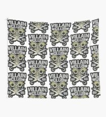 Villain Patch Wall Tapestry