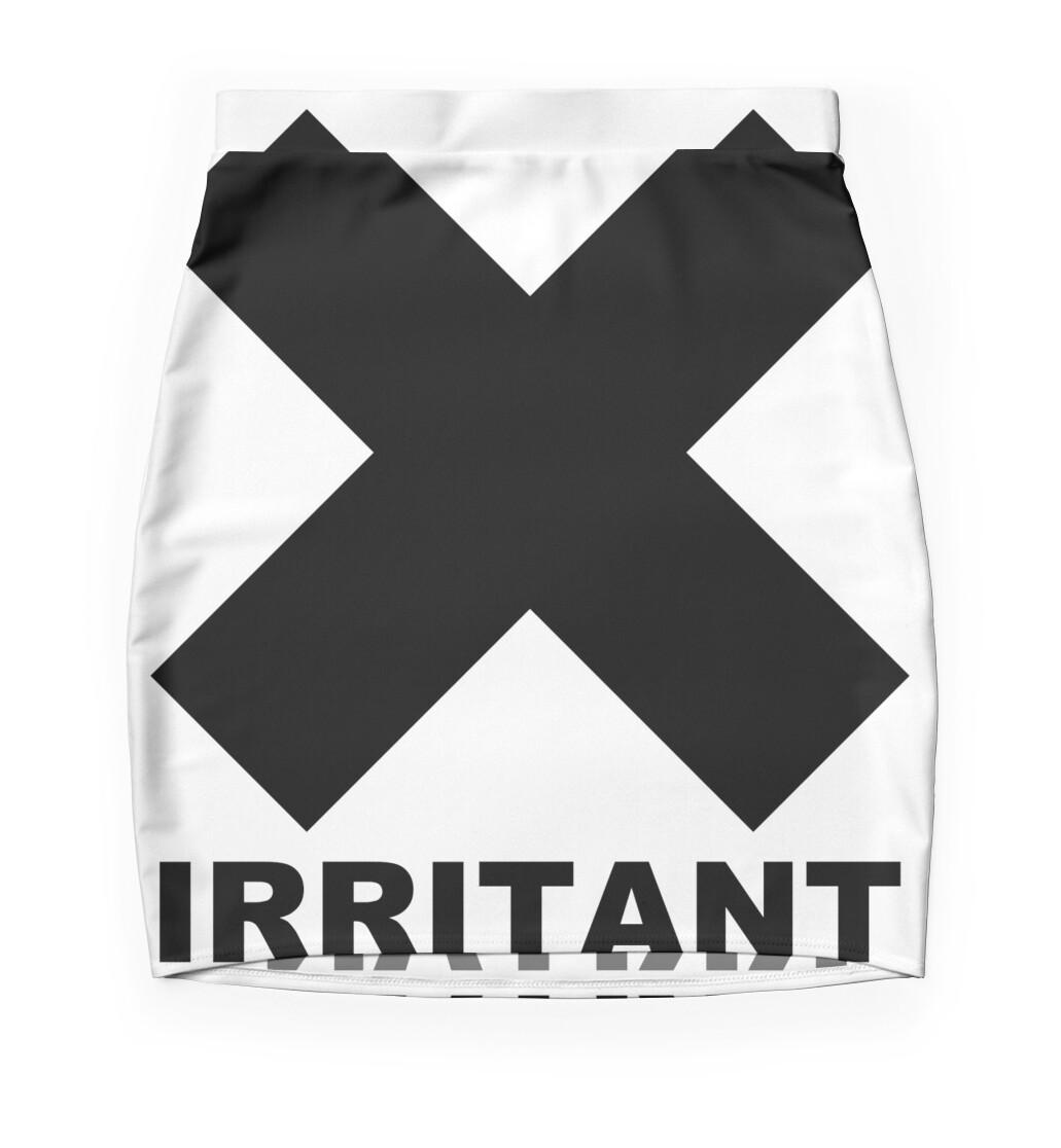 Irritant symbol joke funny geek nerd mini skirts by rahmathusni irritant symbol joke funny geek nerd biocorpaavc Gallery