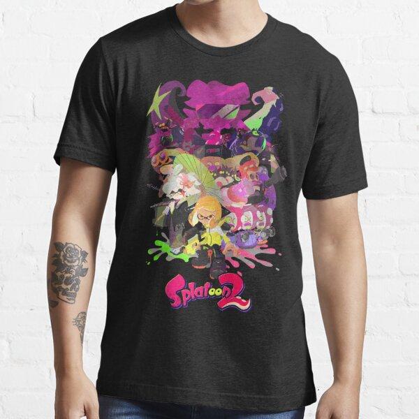 Splatoon 2 Promo T-shirt essentiel