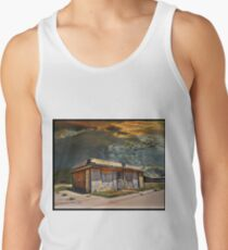 Jackson Mississippi Sky looms over McLean Texas Tank Top