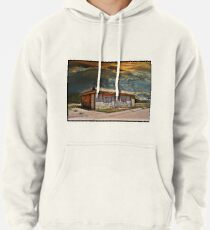 Jackson Mississippi Sky looms over McLean Texas Pullover Hoodie
