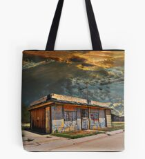 Jackson Mississippi Sky looms over McLean Texas Tote Bag