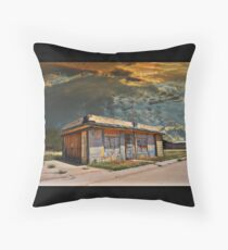 Jackson Mississippi Sky looms over McLean Texas Floor Pillow