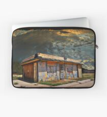 Jackson Mississippi Sky looms over McLean Texas Laptop Sleeve