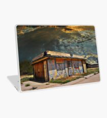 Jackson Mississippi Sky looms over McLean Texas Laptop Skin