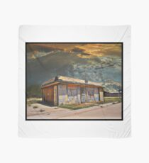 Jackson Mississippi Sky looms over McLean Texas Scarf