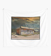 Jackson Mississippi Sky looms over McLean Texas Wall Tapestry