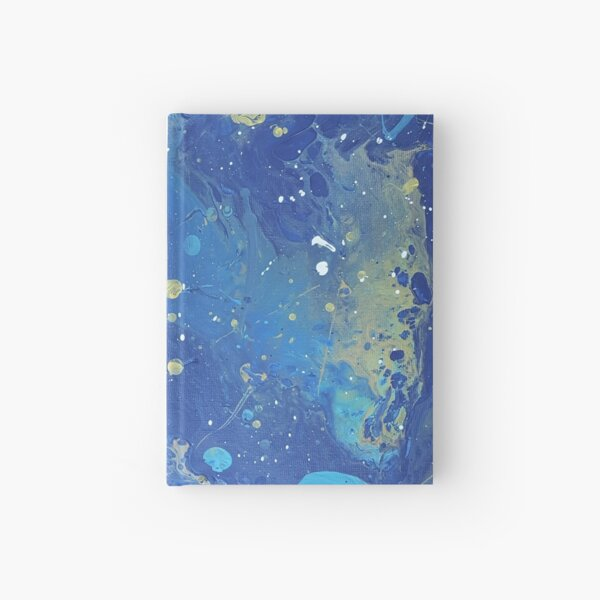 Galaxy Palette 1 Hardcover Journal