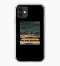 Vicksburg Mississippi Sky over the Highland Park Diner, Rochester iPhone Case