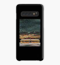 Vicksburg Mississippi Sky over the Highland Park Diner, Rochester Case/Skin for Samsung Galaxy