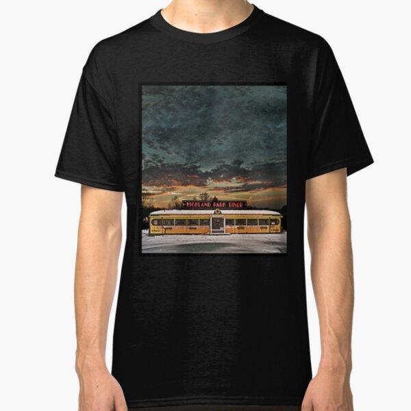 Vicksburg Mississippi Sky over the Highland Park Diner, Rochester Classic T-Shirt